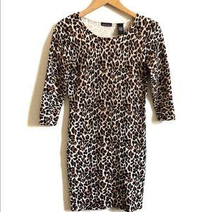MODA | Knit Body con Dress